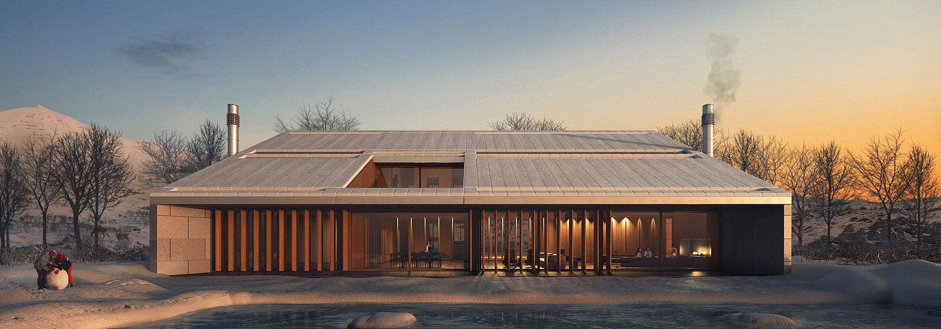 Four Bay House / EAST