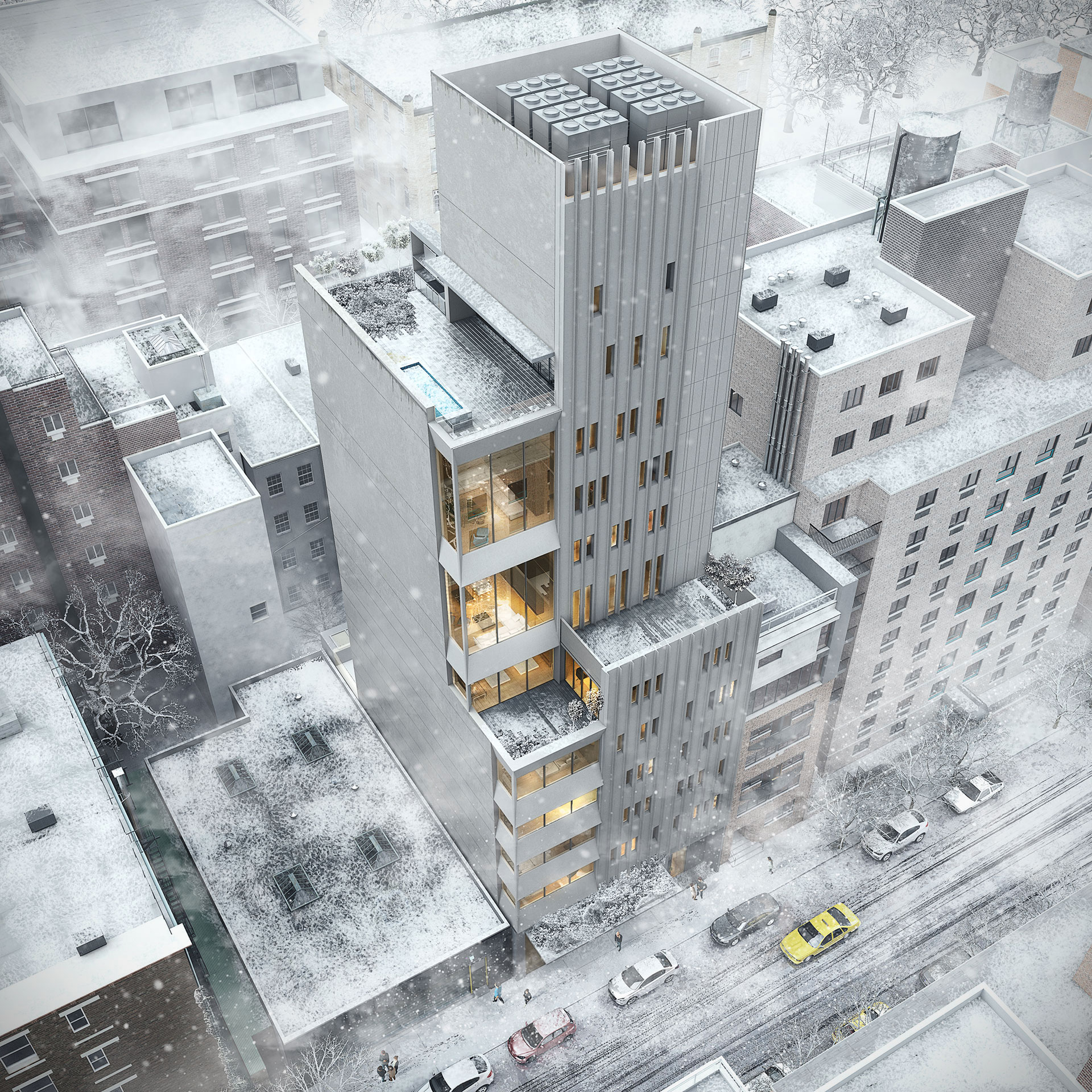 Residential Building / New York City / RAA