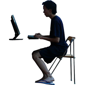 Imagenatives 0007 sitting-computer cutout