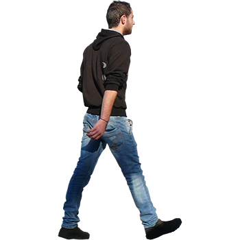 Imagenatives 0029 man walking cutout