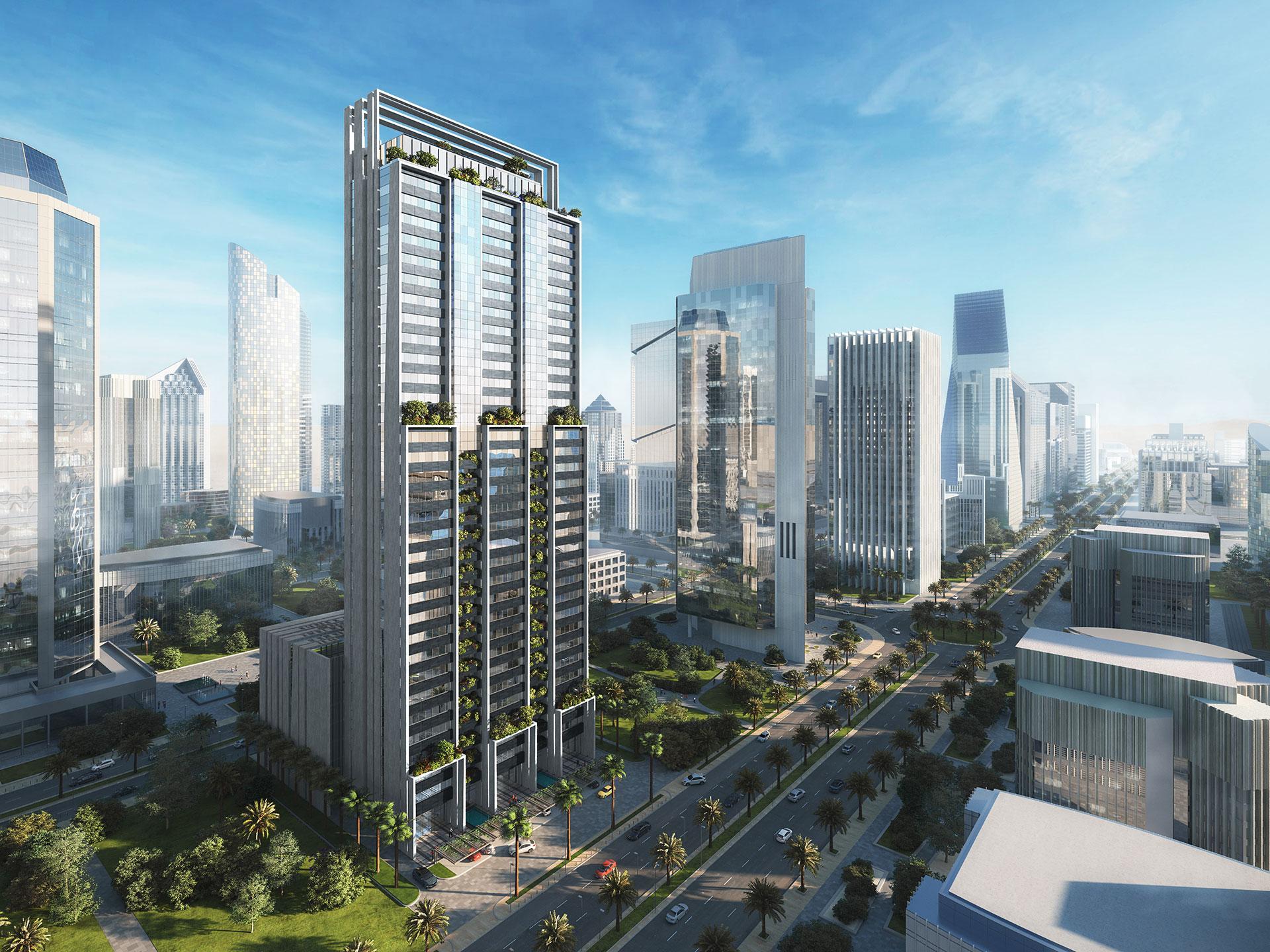 Capital Plaza / Kuwait / MNA international