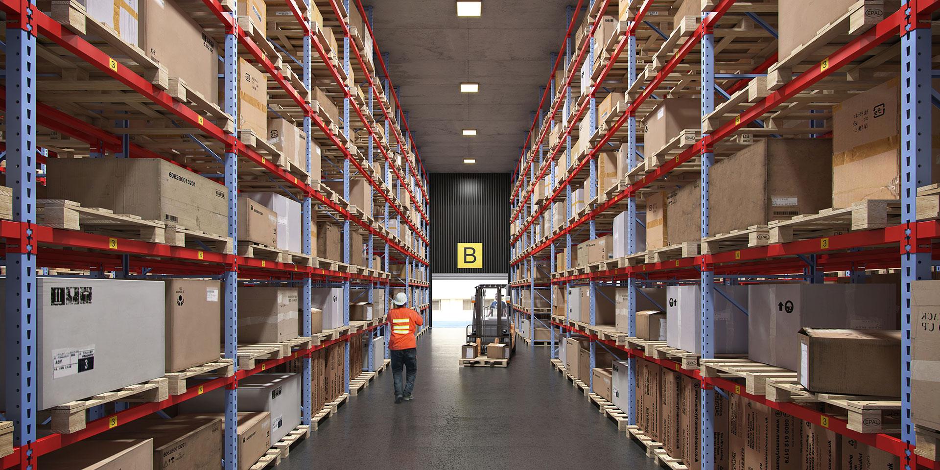 Yared Warehouse / Lebanon / A130