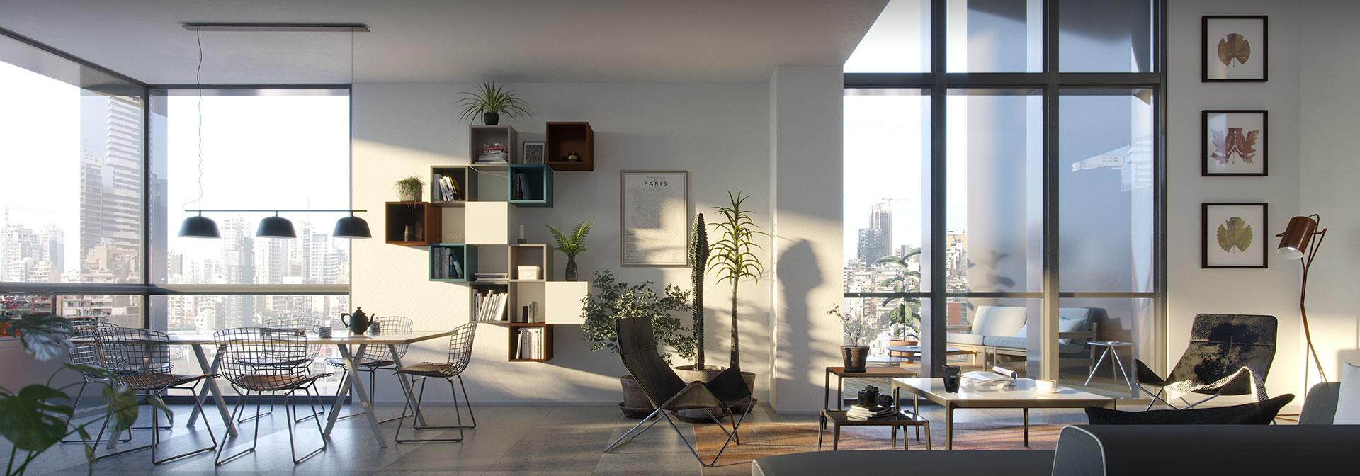 Residential Tower / Beirut / Batimat
