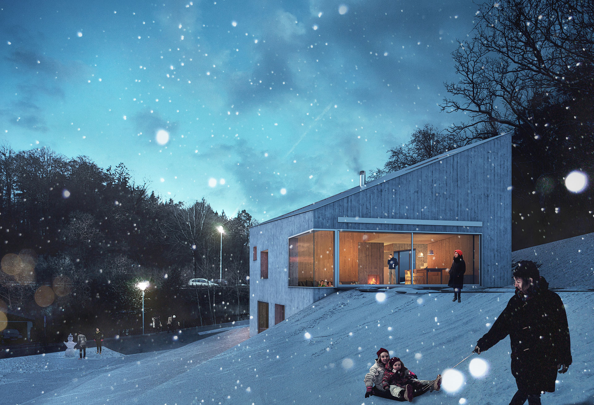 Berghaus / Wangen, Germany / Wezel Evers Architektur