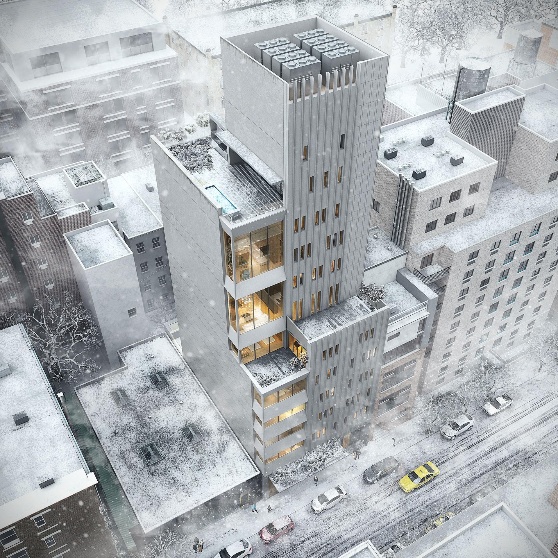 Residential Building / New York City / RAA