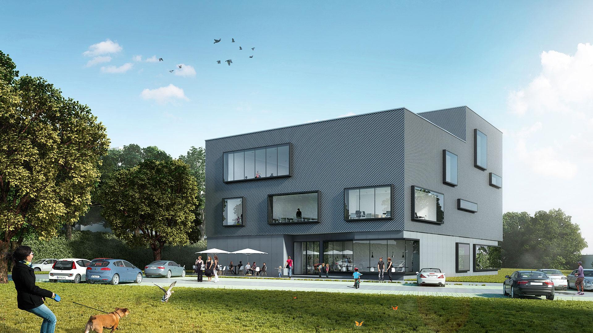 Sporthalle / Germany / TSV Bietigheim & SportConcept