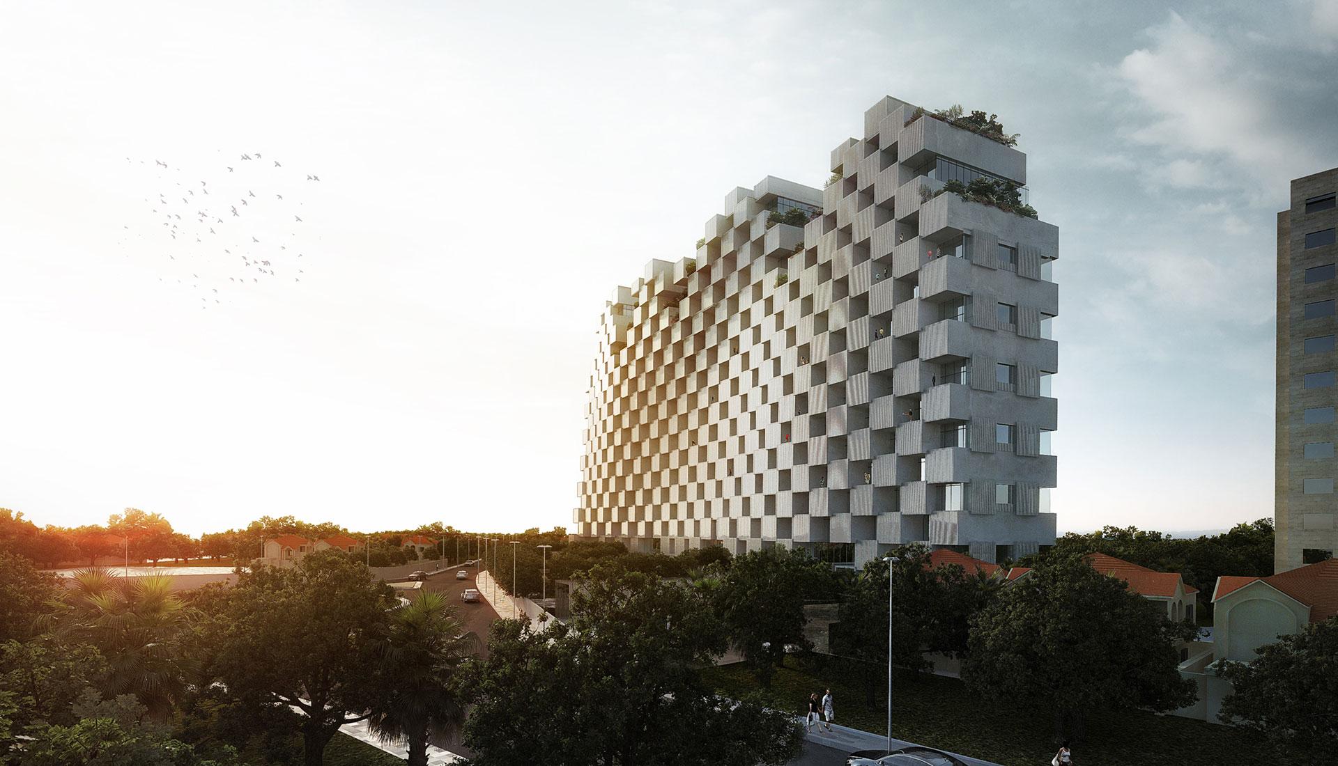 Residential Building / Nigeria / Paralx